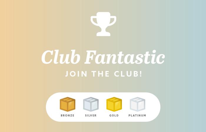 Fantastapack Rewards Program